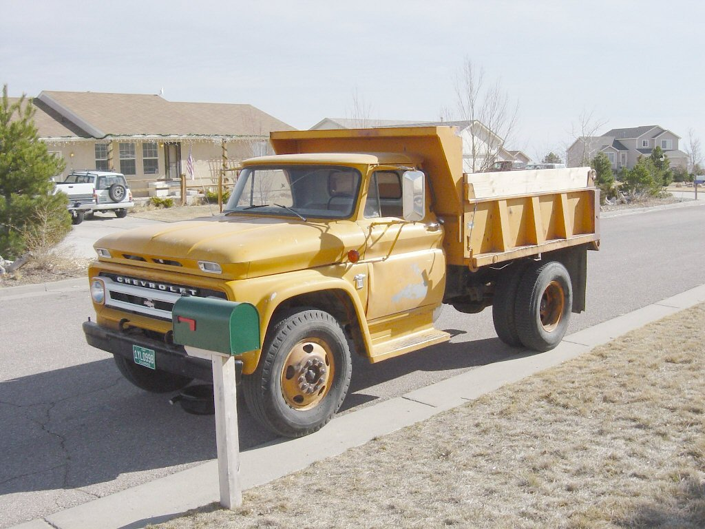Jim Carter Truck Parts >> C 60 Chevrolet Grain Truck For Sale | Autos Post