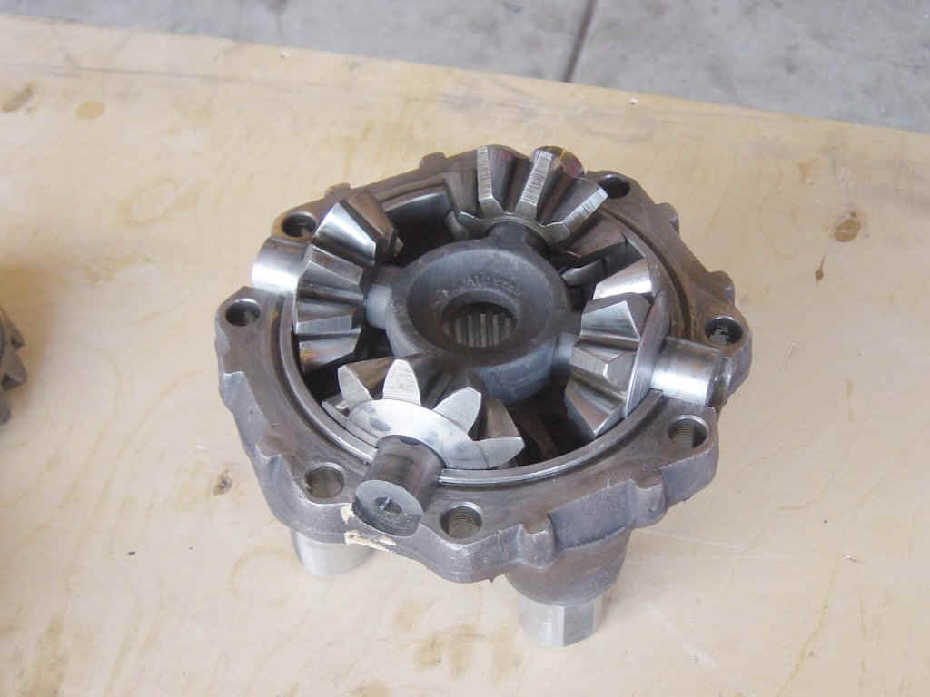 Old Differential Disassembly Understanding Crf450x Alternator Wiring Diagram